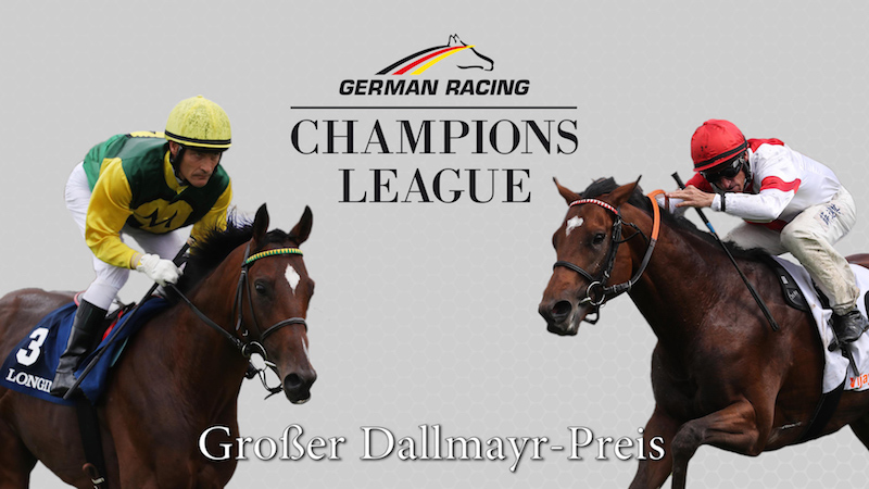German Racing Champions League zu Gast in München