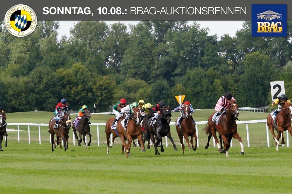 BBAG-Auktionsrennen München