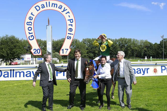 Großer Dallmayr  Preis - Bay. Zuchtrennen  (Gr. I)