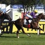 Im Amaron-Rennen Sieg für Tenderness und Eva-Maria Zwingelstein