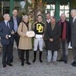 Gebhardt Apelt gratuliert für Gestüt Schlenderhan