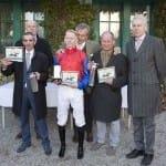 JP Carvalho, Filip Minarik, Schlenderhan - Champions an der Isar