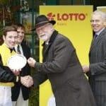 Anton Sauerer gratuliert für das Landwirtschaftsministerium