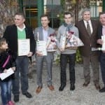 Die Riemer-Champions 2015 Bertrand Flandrin und Gerald Geisler