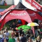 Galopprennbahn München Riem | Honda - Bayerischer Fliegerpreis LR
