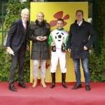 Galopprennbahn München Riem | Preis des Lotto in Bayern - Bayerischer Fliegerpreis