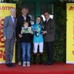 Galopprennbahn München Riem | Preis des Lotto in Bayern