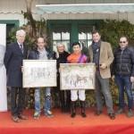 Galopprennbahn München Riem   Preis der Bayerischen Besitzervereinigung