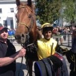 Quasillo und sein Jockey Jose Luis Silverio
