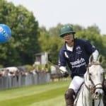 Das Polo Center München präsentiert sich mit einem Show-Rennen