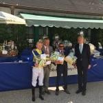 Siegehrung für Spirited mit Jean-Pierre Carvalho & Filip Minarik